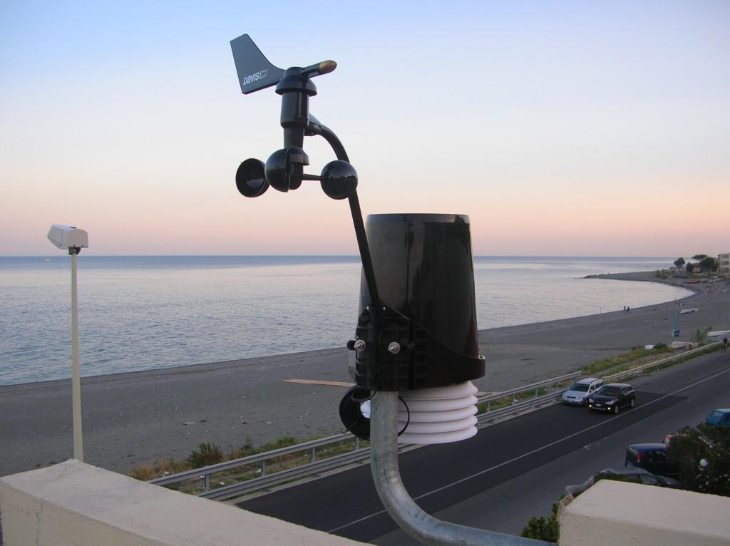 Nasce il sito di monitoraggio meteorologico a Santa Margherita marina