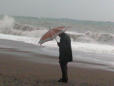 Poca pioggia sullo Stretto nonostante l'intensa ondata di maltempo degli ultimi giorni