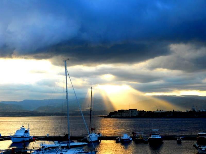 Nel weekend potrebbero riproporsi forti piogge tra Messina e Catania