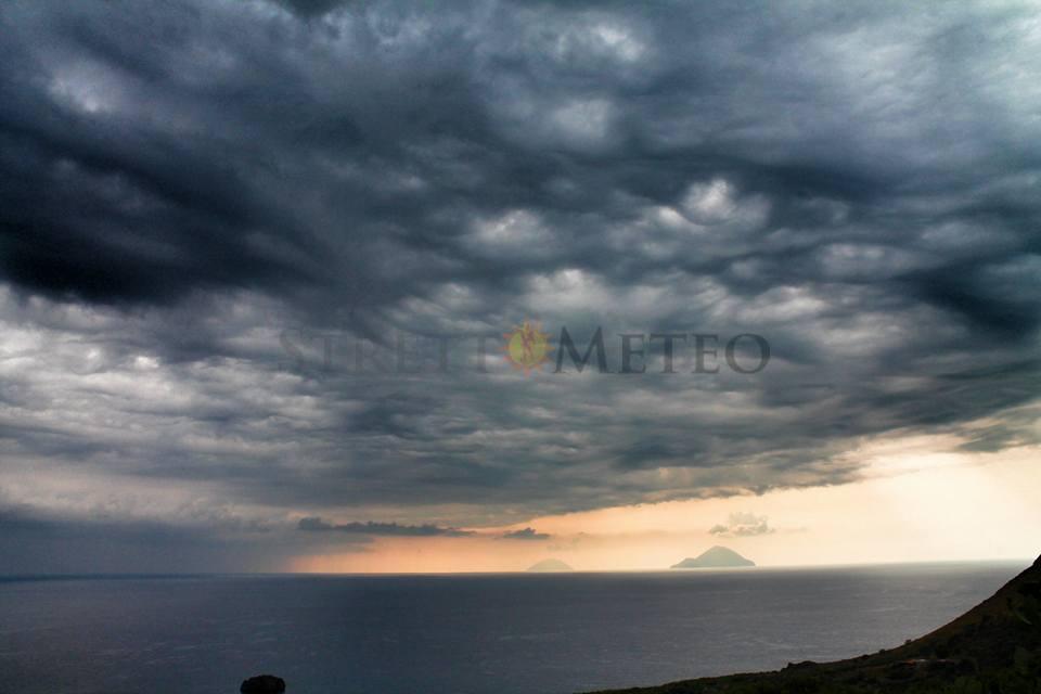 """Nuove piogge entro Venerdì in Sicilia. In futuro probabile """" corridoio atlantico """"."""