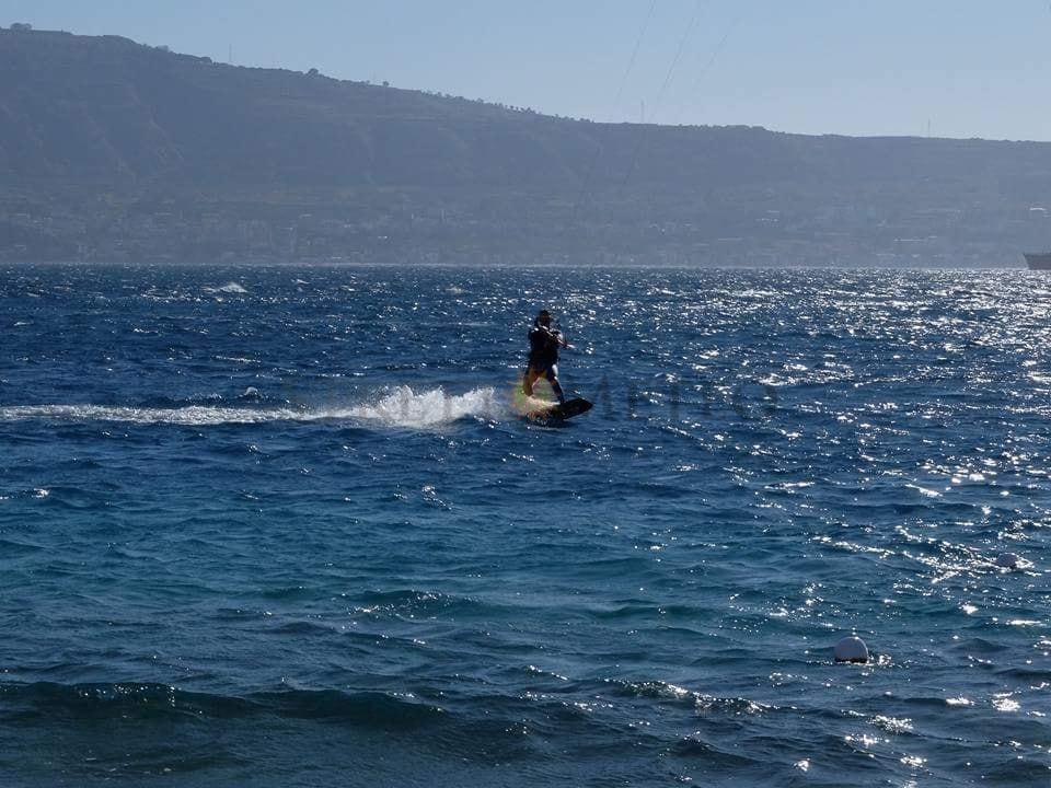 Manca il grande freddo, siccità in Sicilia ma il vento c'è!
