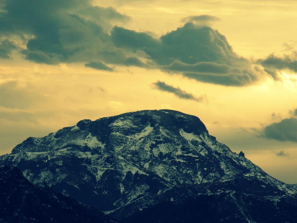 Verso lo Stretto giungono nuclei d'aria fredda. Tornerà la neve sui Peloritani