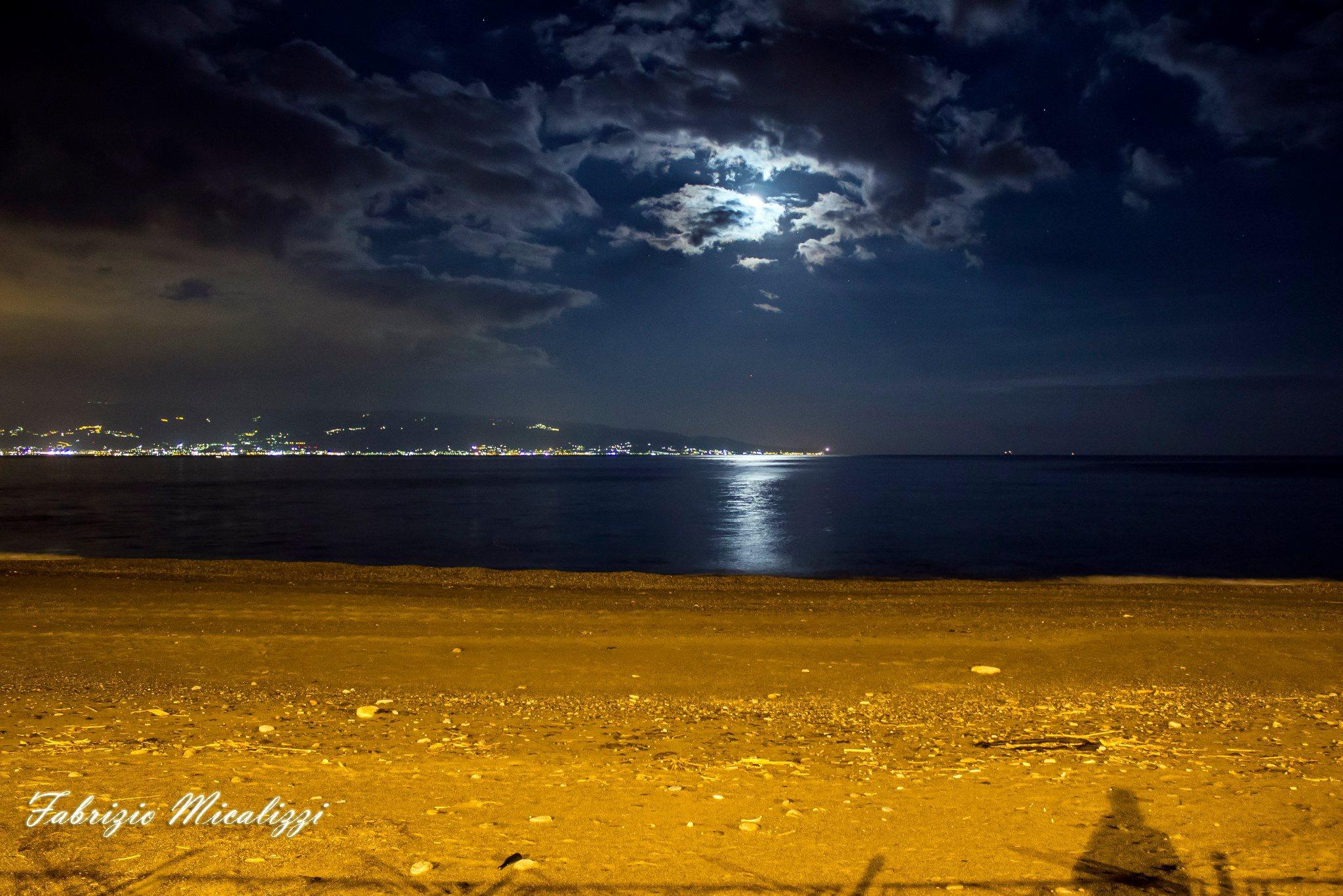 Quando si vedrà una serata calma in riva allo Stretto?