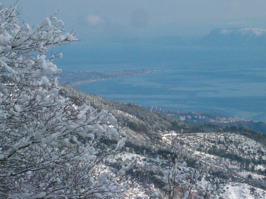 Tendenze meteo: attorno metà mese potrebbe tornare l'Inverno tardivo nel messinese