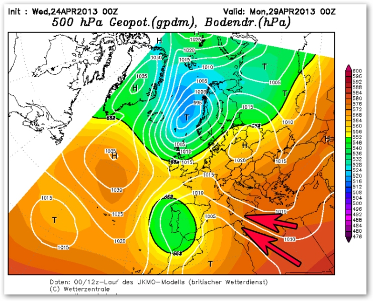 Tra venerdì e sabato variabilità con qualche locale e breve fenomeno non escluso