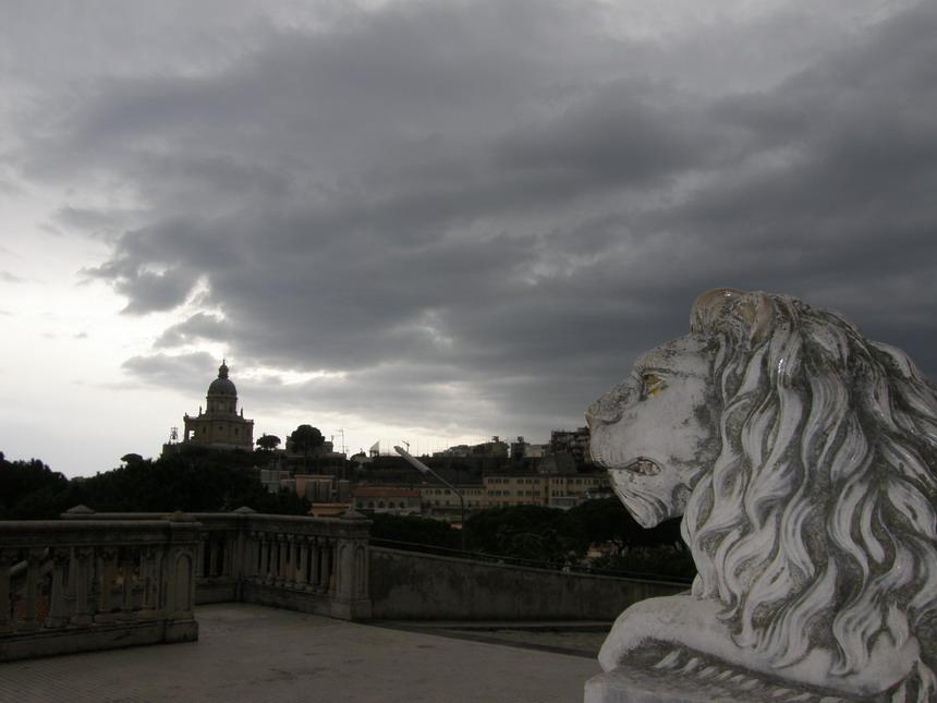 Risalgono nubi dallo Ionio con probabili precipitazioni annesse. Quale l'evoluzione?