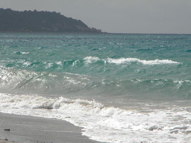 Dominanza delle correnti occidentali. Mar Tirreno mosso o molto mosso