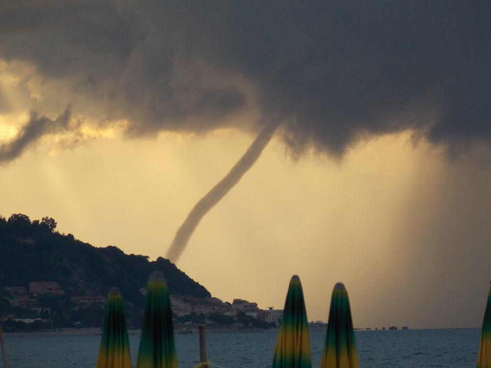 Nessun ciclone verso lo Stretto. Confermato il maltempo da mercoledì