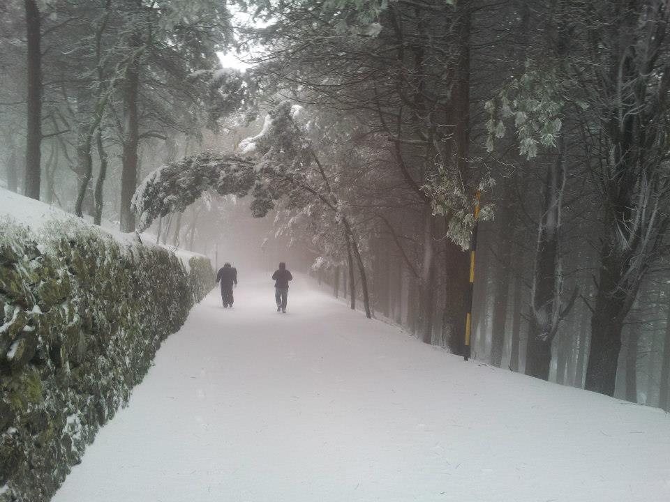 L'Inverno e la neve in montagna busseranno alla porta dei messinesi sabato 27 Dicembre!