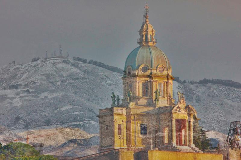In arrivo una nuova nevicata a quote bassissime….La Città si tingerà nuovamente di bianco?