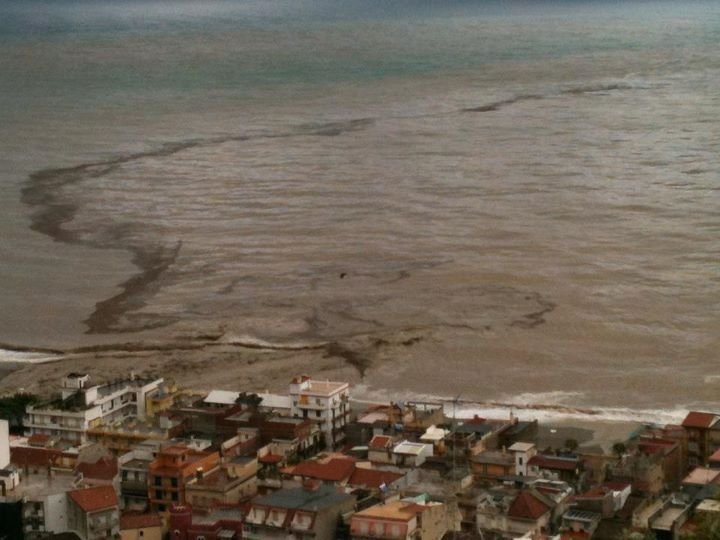 In arrivo una breve ma severa ondata di maltempo, diluvi soprattutto a monte nei Peloritani!