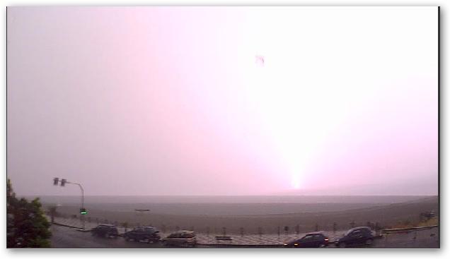 NUBIFRAGIO messinese ionico: I dati e video dell'evento super piovoso in lasso di tempo ristretto!