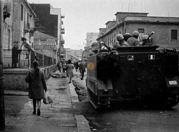 14 luglio 1970, iniziarono i moti di Reggio Calabria