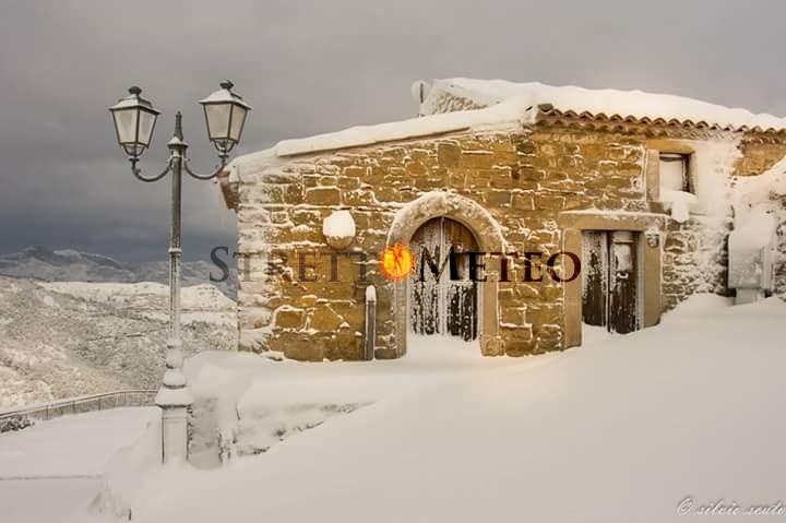 La neve, una manna dal cielo per la Sicilia!