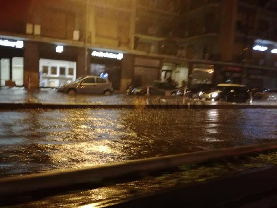Pioggia eccezionale in città per Giugno, battuto il record del 2009!