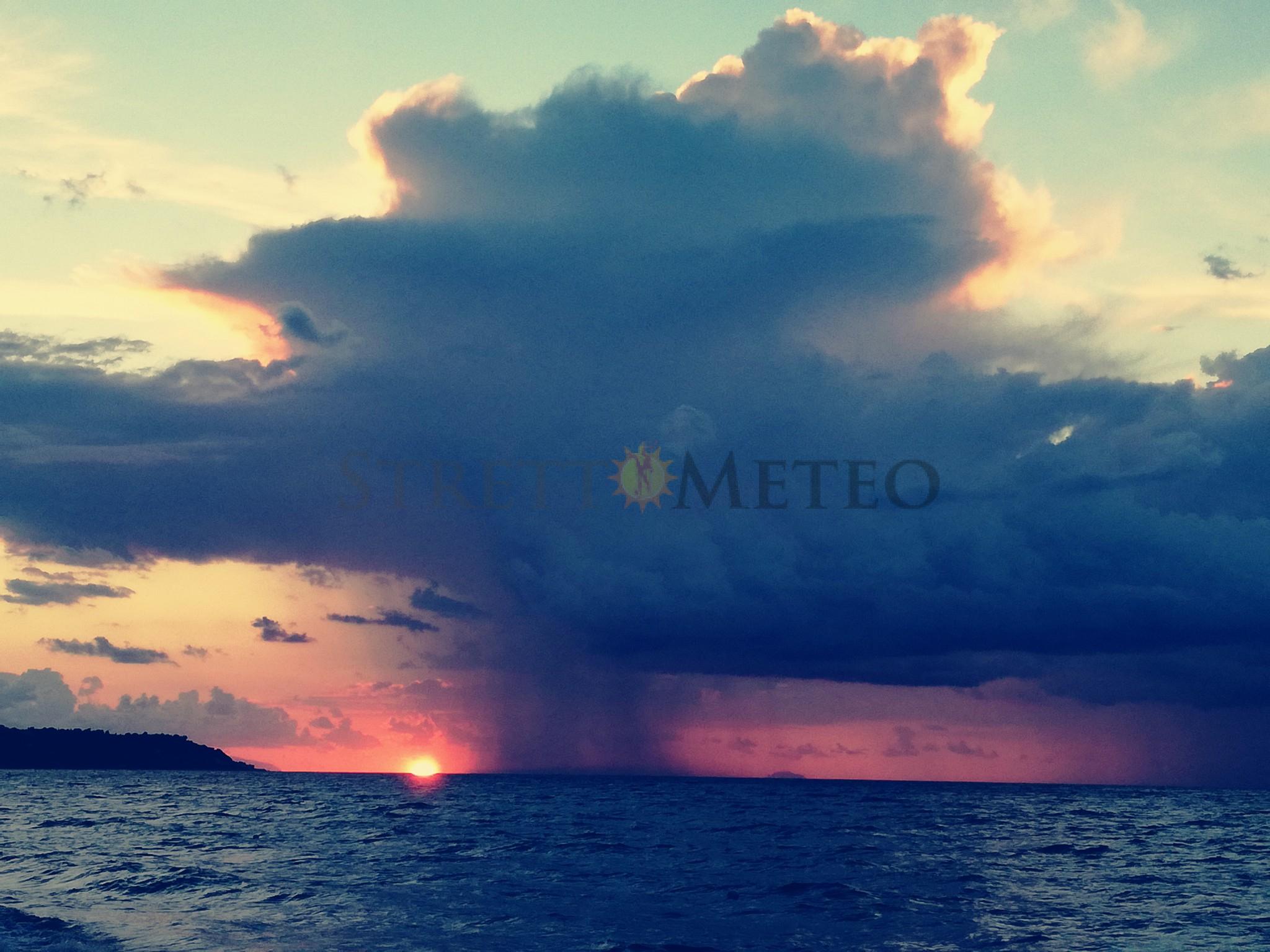 Aria fresca, nubi e fenomeni irregolari sino a Giovedì. Notizie positive per il Weekend!