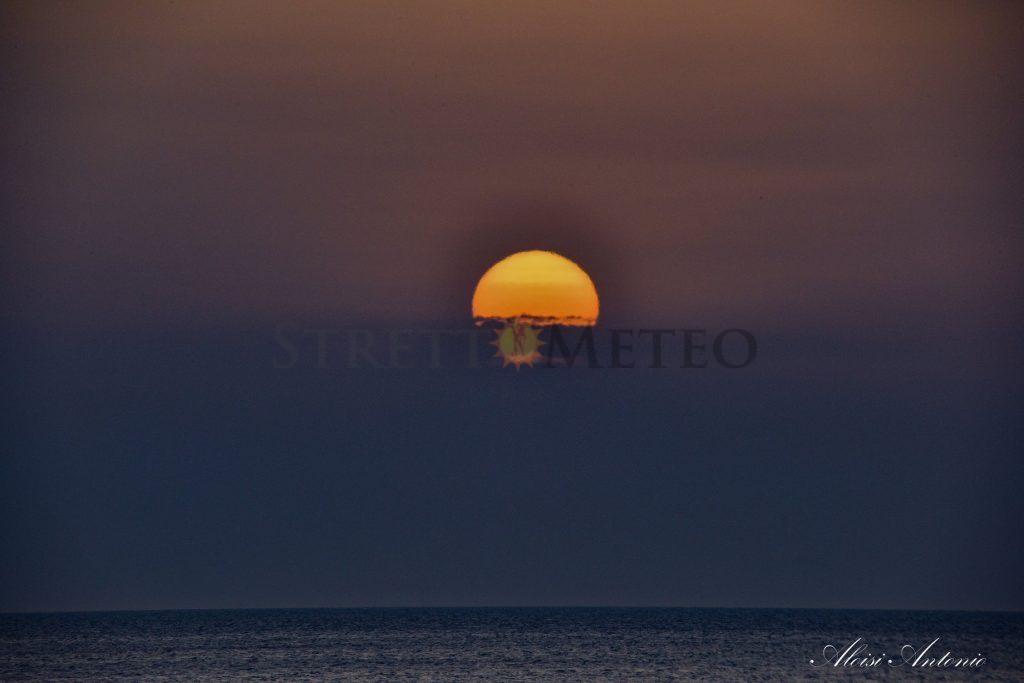 Temperature elevate Giovedì, Venerdì mattina sulla Sicilia orientale!