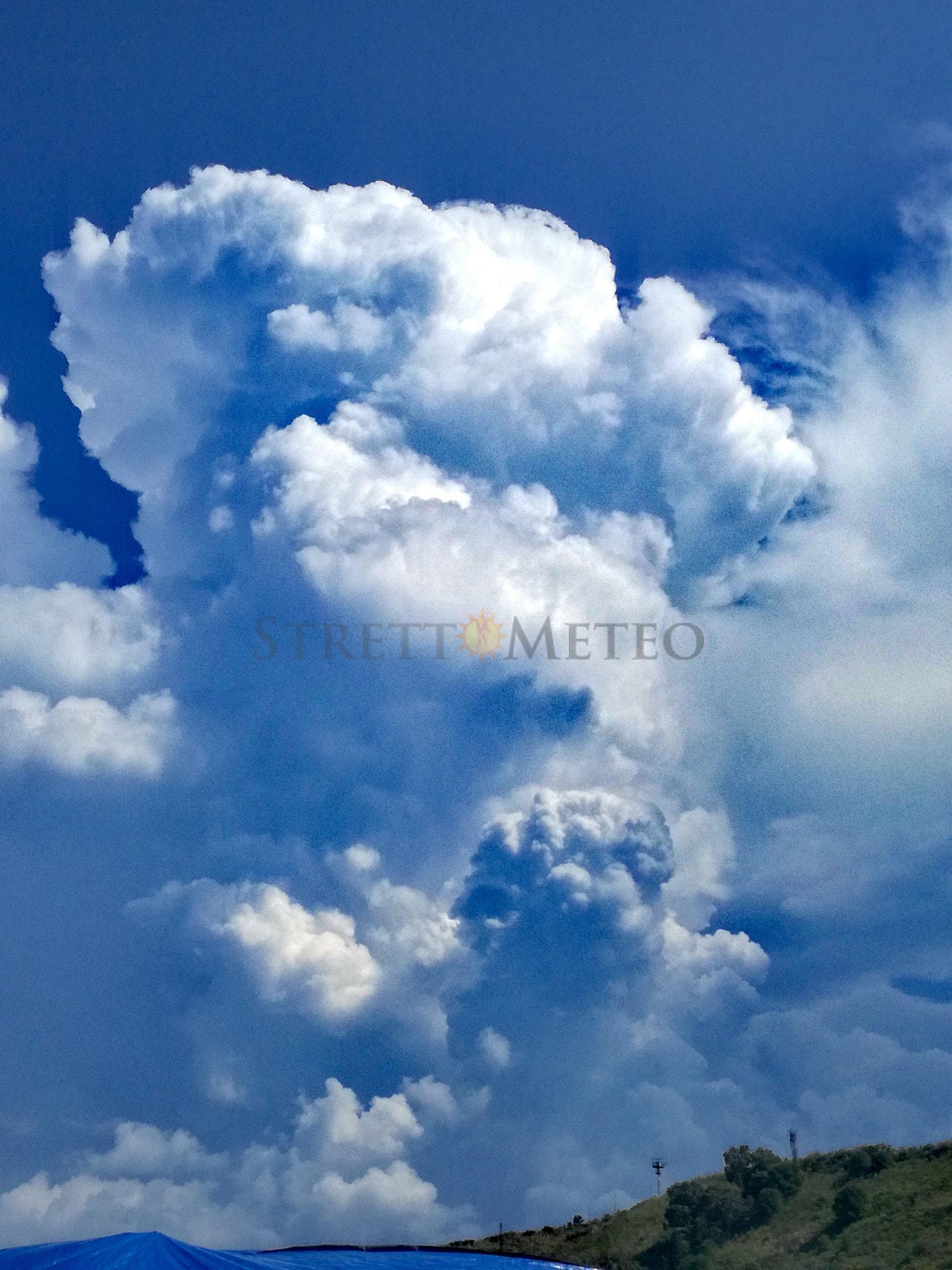 Inizio di settimana instabile e temporalesca. Rottura dell'estate a fine mese?