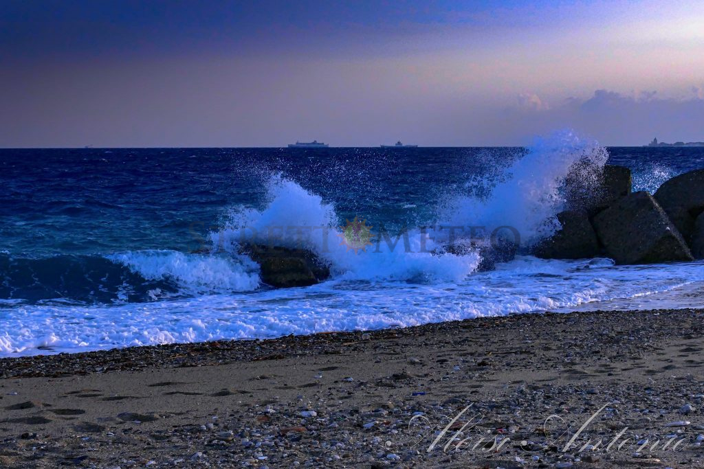 Nuove piogge per la Sicilia, anche il primo fresco stagionale!