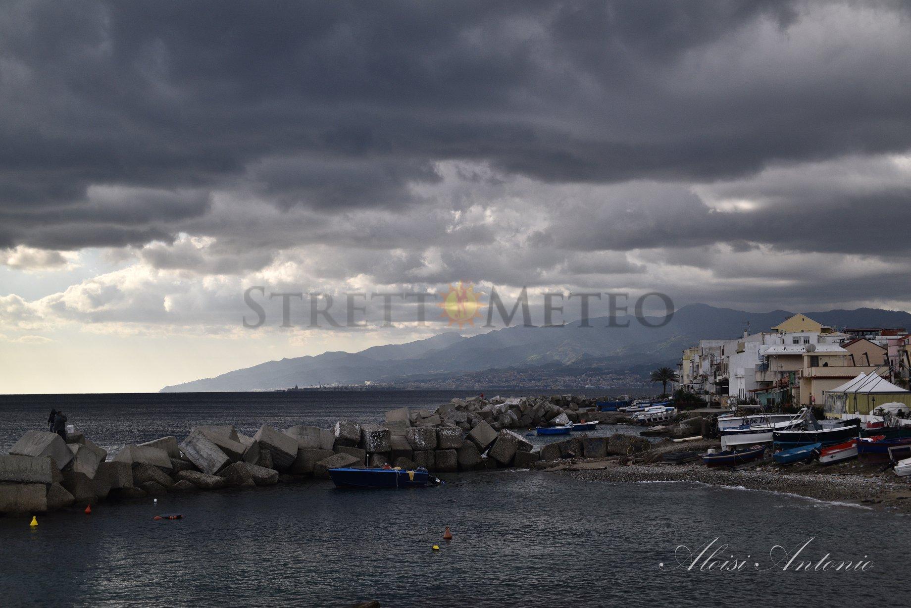 Crollo termico tra Natale e Santo Stefano con piogge dal Tirreno!