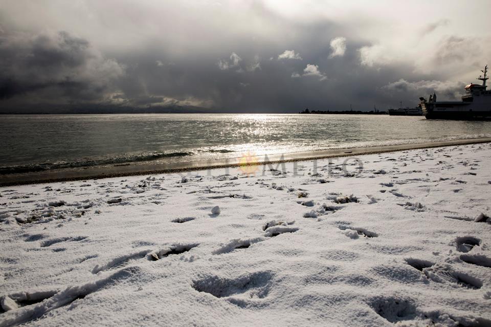 Dalla Finlandia un messaggio gelido per la Sicilia! Neve alle porte della città entro Venerdì!