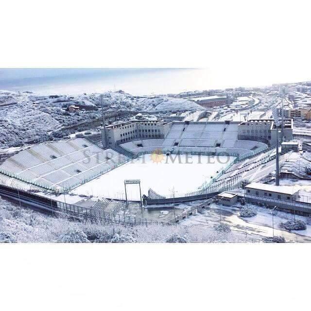La neve a Messina? Condizioni ideali Venerdì!