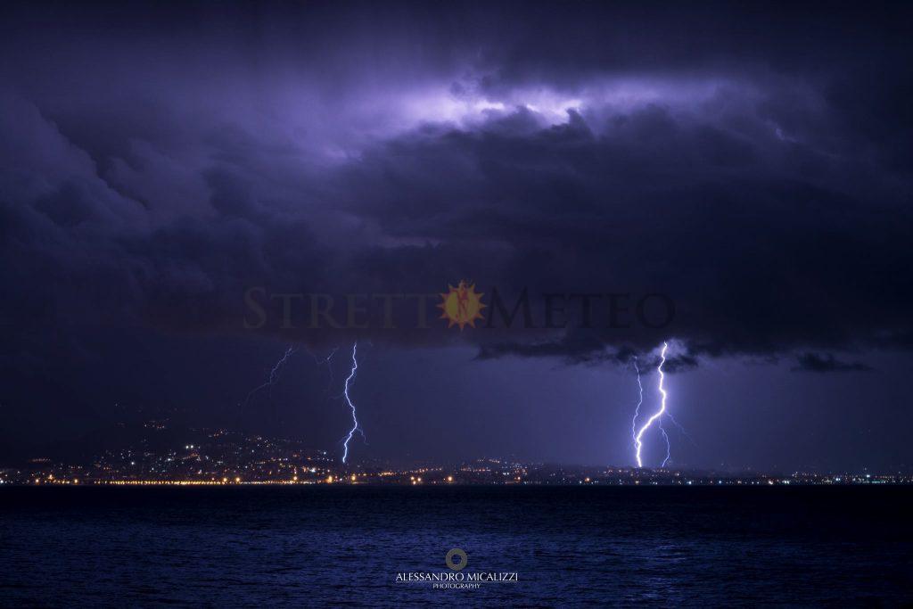 La Sicilia nel mirino di un profondo vortice ciclonico!