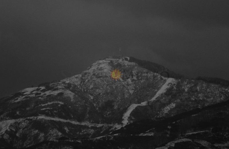 Dal tepore al pieno inverno in poche ore. Attesa neve sui Nebrodi, Peloritani ed Etna!