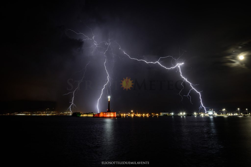 """Dopo il gran caldo è l'ora dei temporali. Sarà una settimana """" elettrica """" !"""